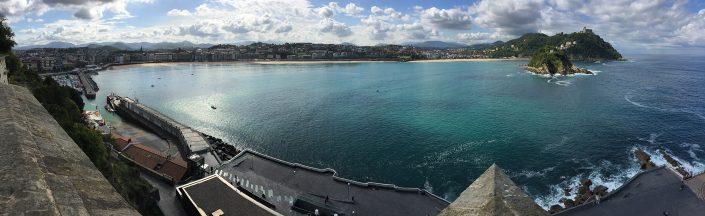 San Sebastiån, Playa La Concha
